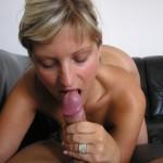 Sex mit einer wirklich netten Blondine