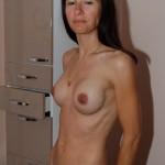 Milf vor und nach der Brust-OP