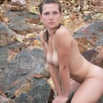 Sexy Teen Posing