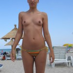 Topless Vacation Pics