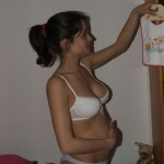 Pregnant Amateur Babe