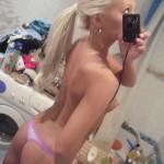 Sexy Amateur Blondine