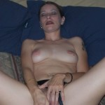 Horny wet Bitch and her Vibrator