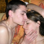 Another Horny Teen Couple