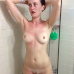 Sexy Shower Babe