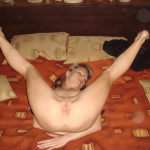 Horny Amateur Blonde