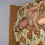 Young Blonde Teen Naked