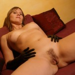 Horny Girl spreads her Holes