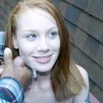 Horny Amateur Teen with Giga Boobs