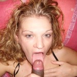 She Loves to Blow