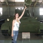 Young Horny Russian Girl