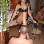 Hot Amateur Orgy