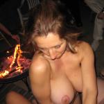 Heiße Amateur Orgie