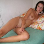 Sexy Posing Amateur Babe