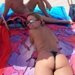 Sexy Babe mit geilem Körper