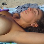 Spanish Milf with extreme Fat Boobs