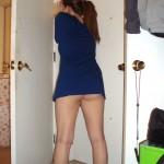 Amateur Sexbombe zeigt ihren heftigen Körper