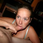 Young Milf Cocksucker