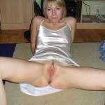 Extreme Hot Wife spreads her Holes
