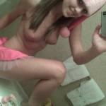 18yo Girl takes extremely Hot Selfpics and Fucks