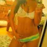 Schoolgirl Nude Selfpics