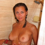Tanned Sexy Girl