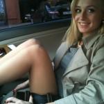 Damn Hot Blonde